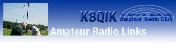 Welcome to K8QIK, The Lancaster and Fairfield County Amateur